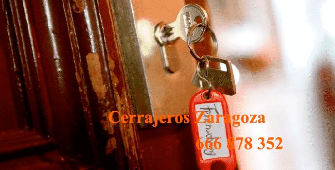 Apertura de puertas en zaragoza